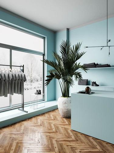 blue dof room 3d model c4d 1