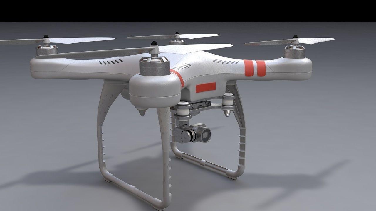 Phantom X Drone