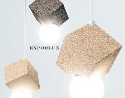3D Exporlux Lolipop