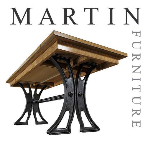 Writing Desk Martin Furniture 3D Model