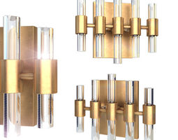 Haskell Sconce 3D model