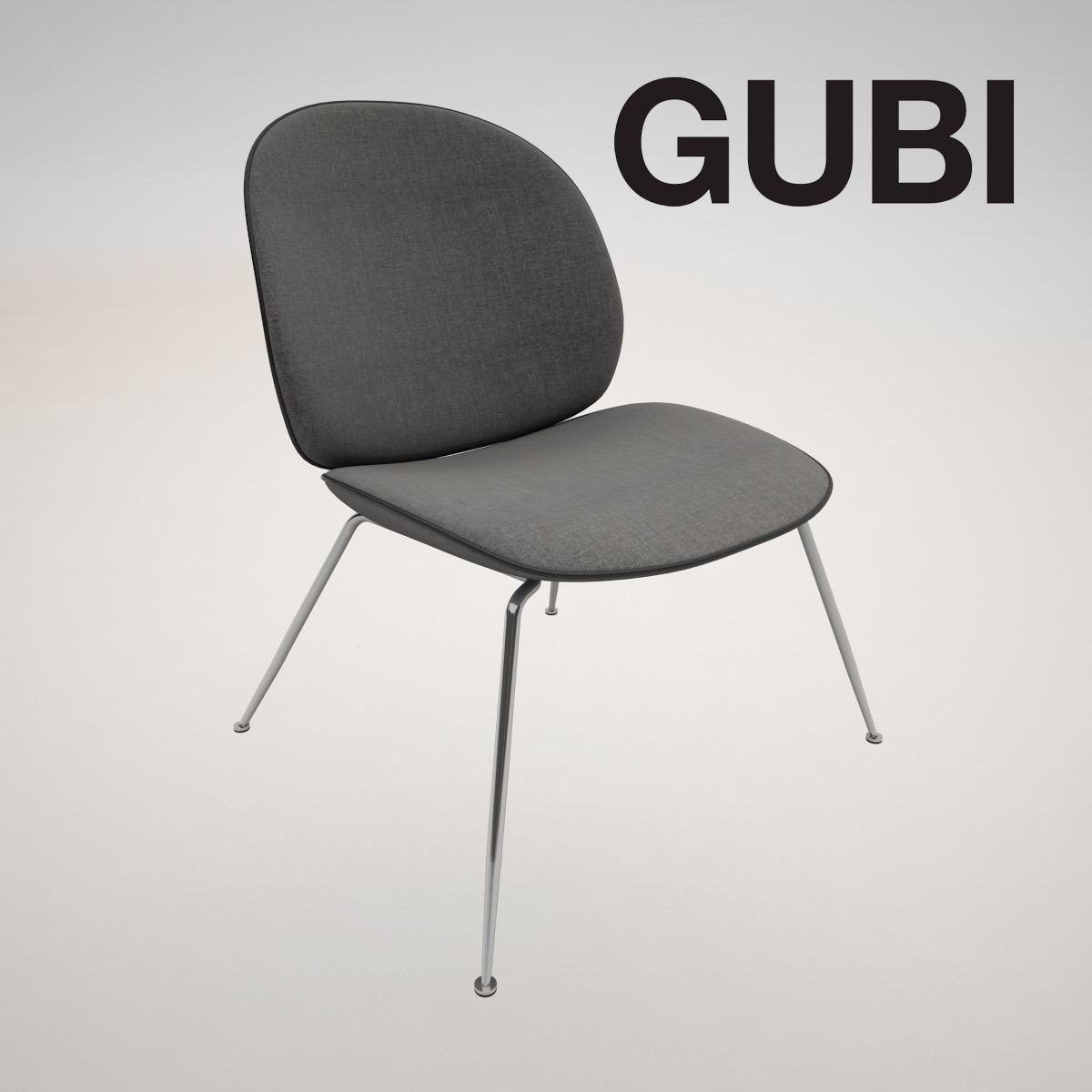 LOUNGE CHAIR BEETLE BY GUBY