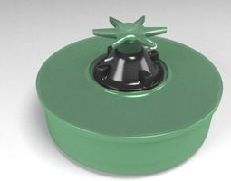 Anti-personnel mine Yugoslav Army PMA-2 3D asset