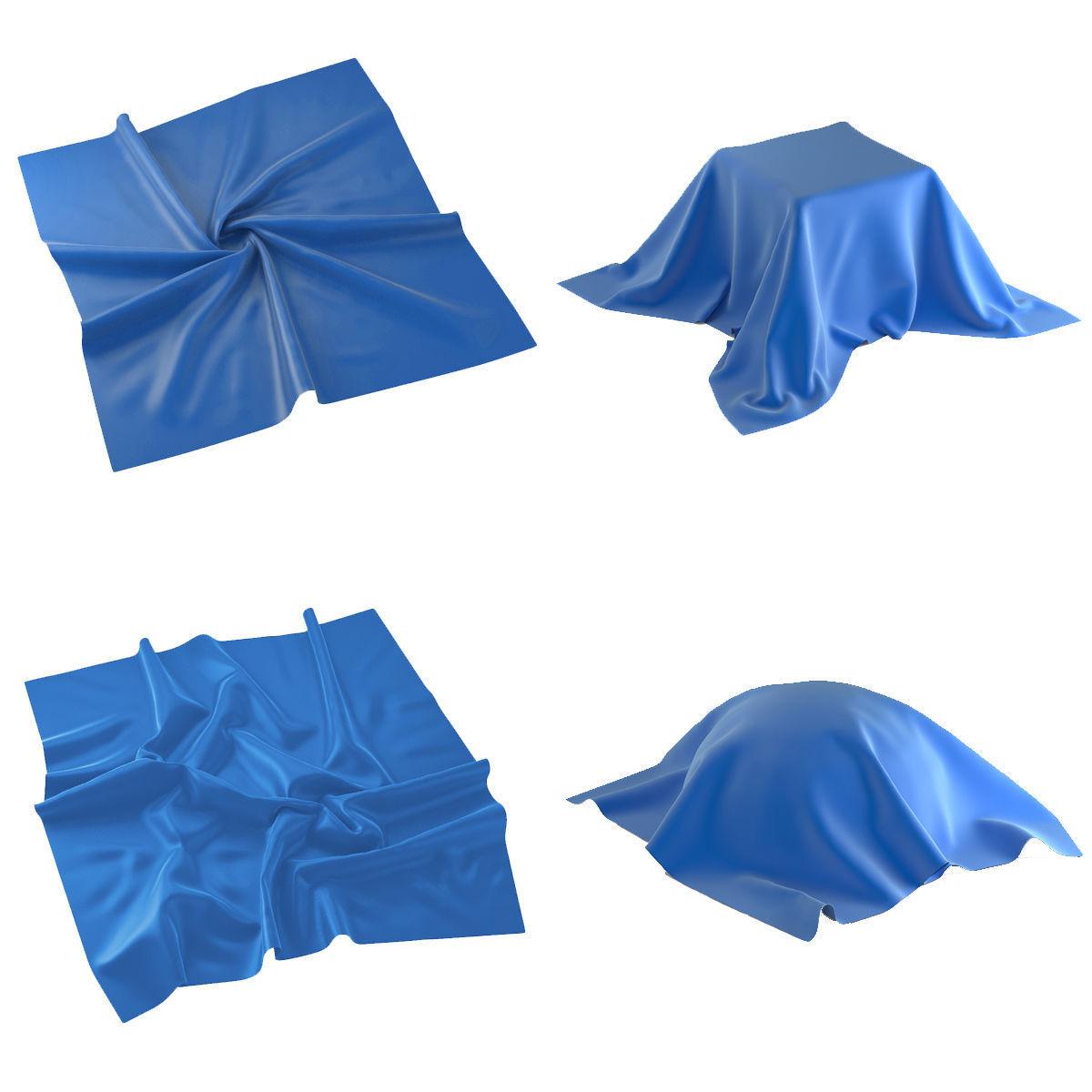 Fabric Set | 3D model