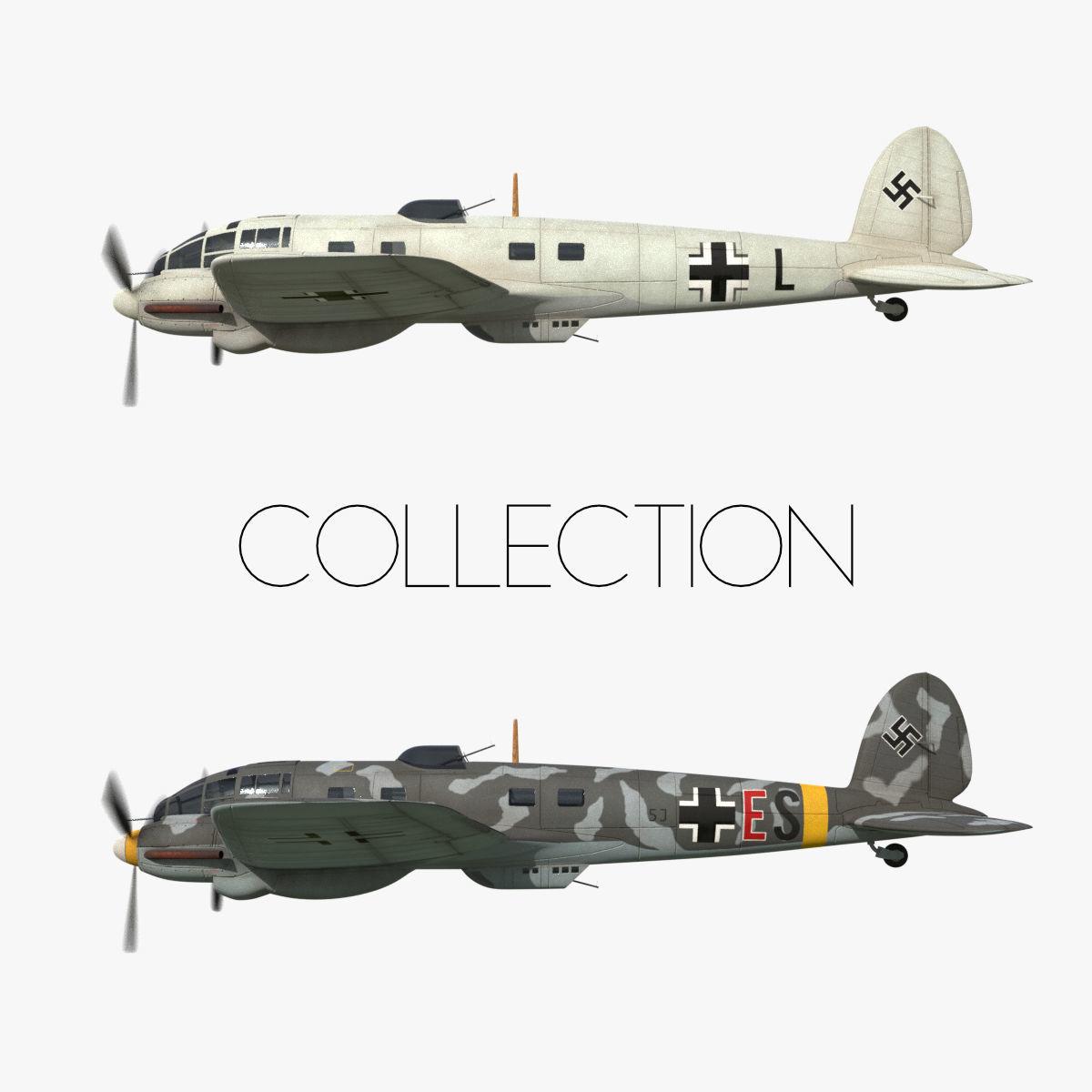Heinkel He 111 - Norway Collection