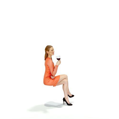smiling-woman-drinking-wine-ewom0316-hd2