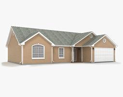 Cottage 12 3D