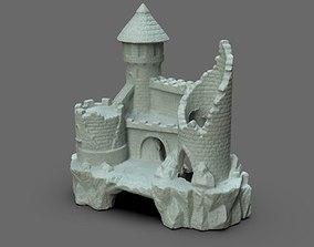 3D Fish Castle