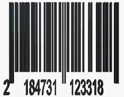 Barcode 3D