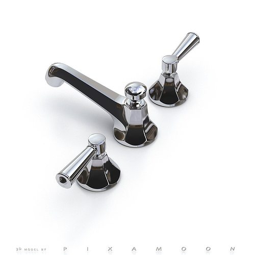 3D Dorrnbracht Madison Flair Faucet | CGTrader