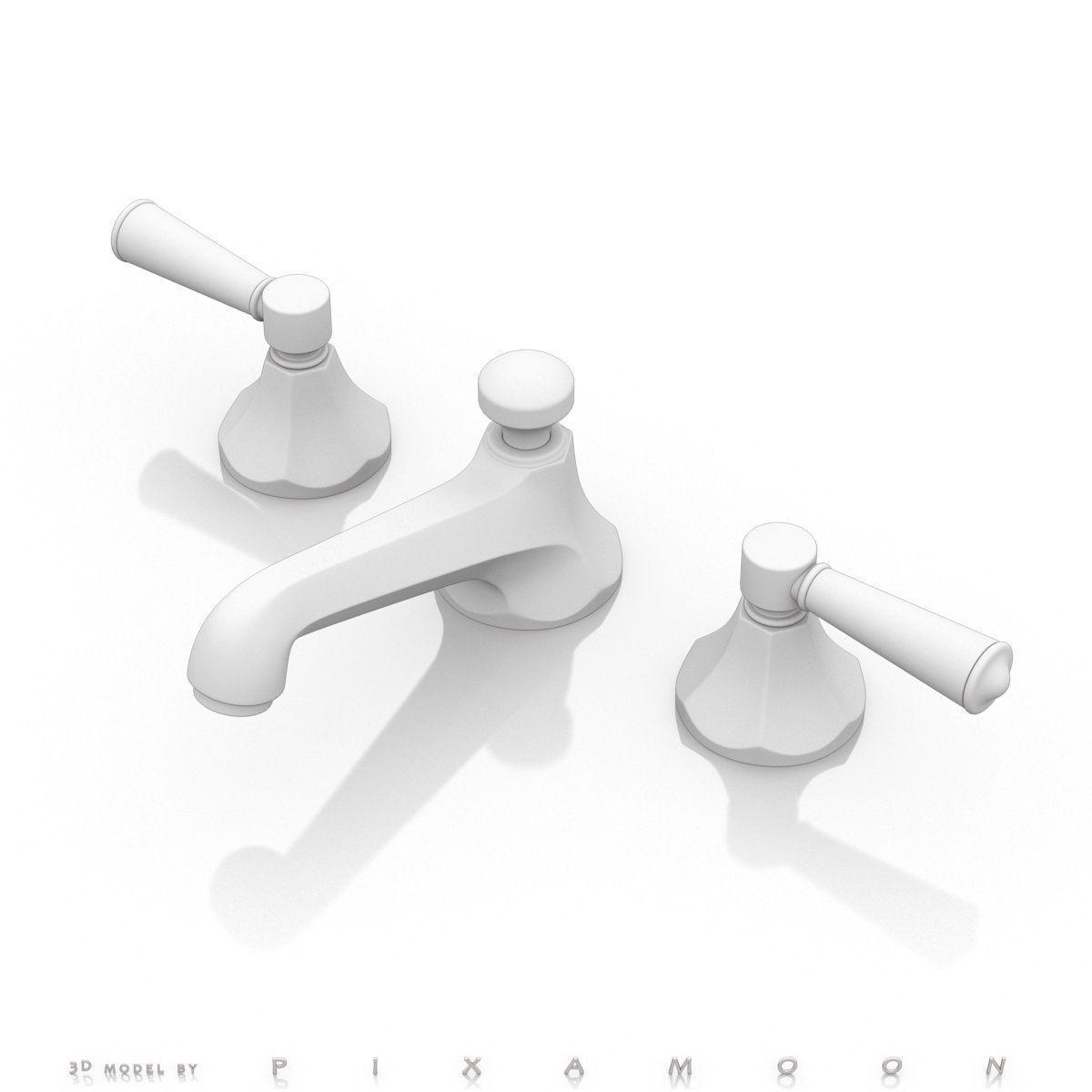 3D Dorrnbracht Madison Flair Faucet | CGTrader