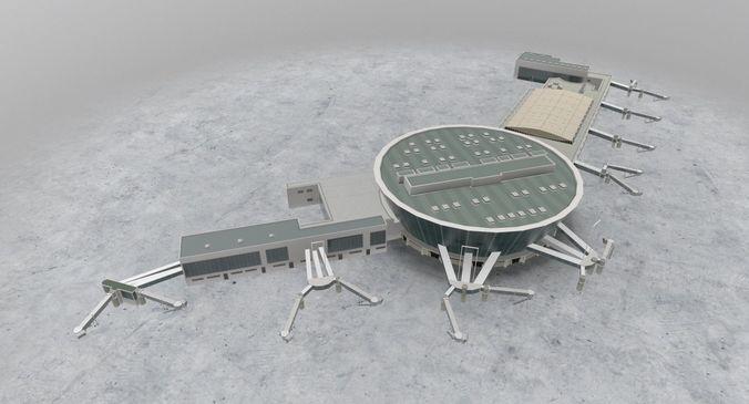 lfmn terminal 2 3d model low-poly max obj 3ds fbx mtl 1