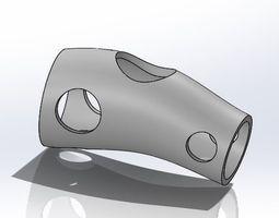 3D print model Finger Cast