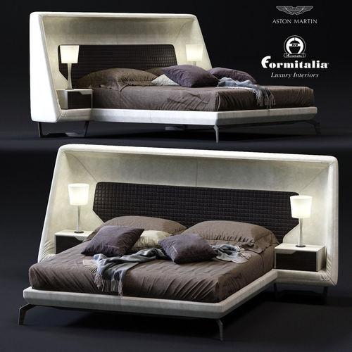 aston martin v146 bed 3d model | cgtrader