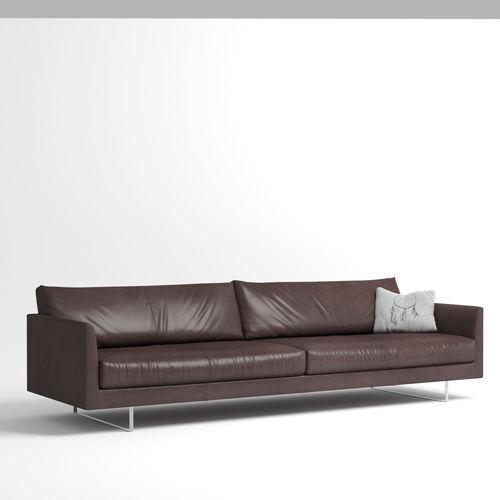 Axel 5 Seat Sofa Gijs Papavoine Montis Model Max