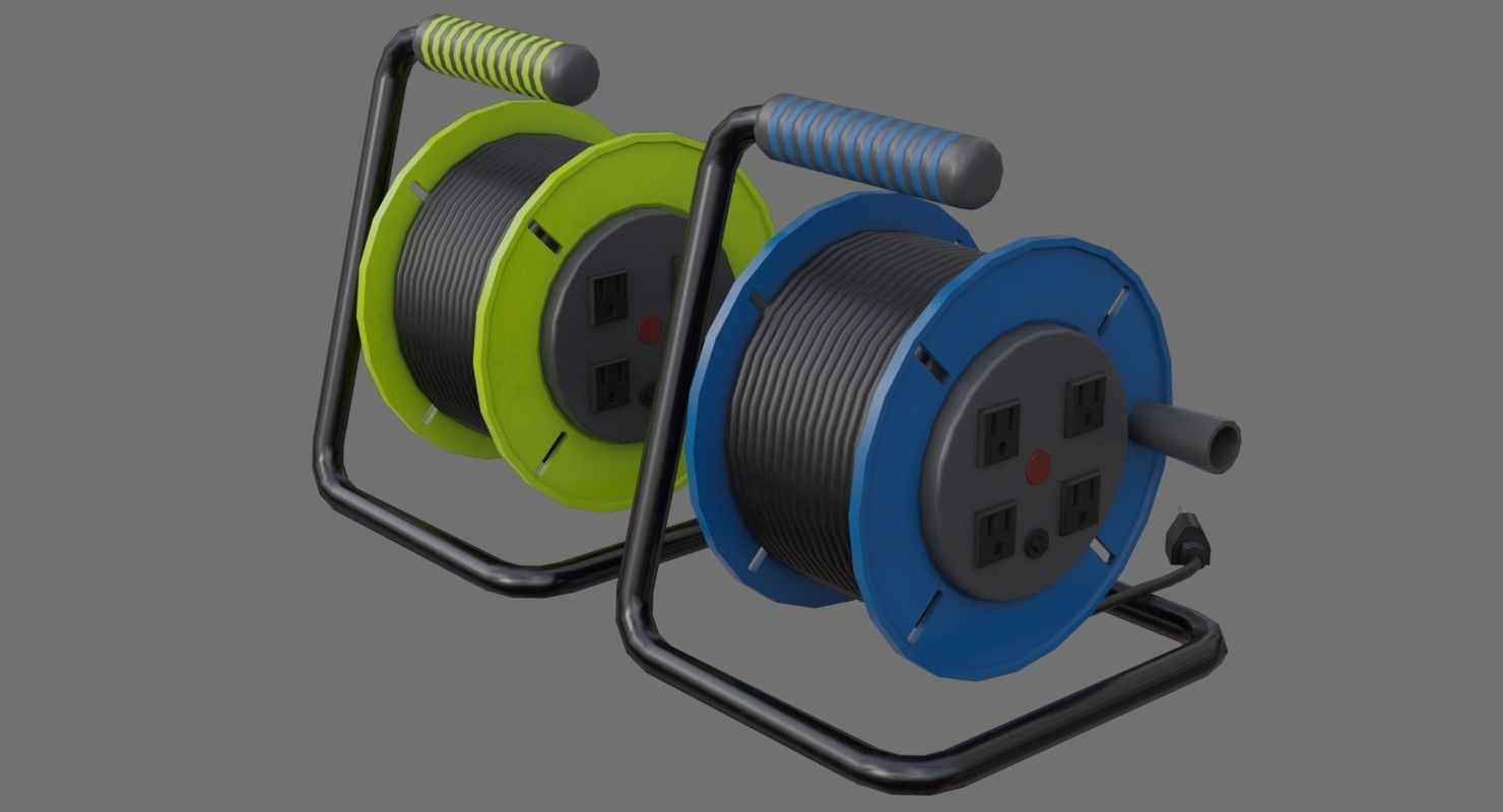Extension Cord Reel 1A