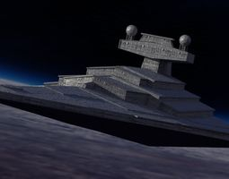 Star Destroyer 3D