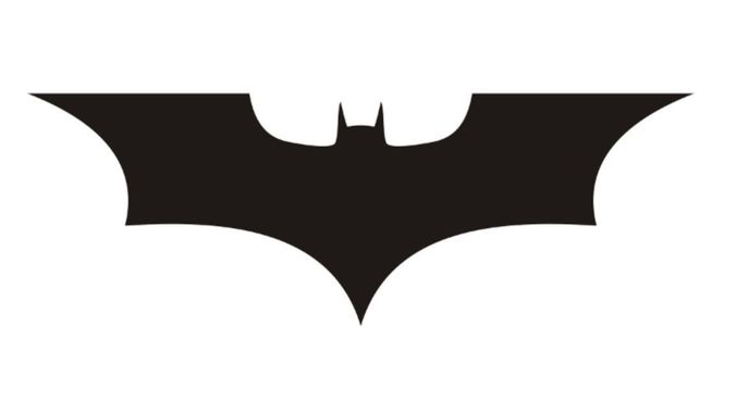 batman batarang print out