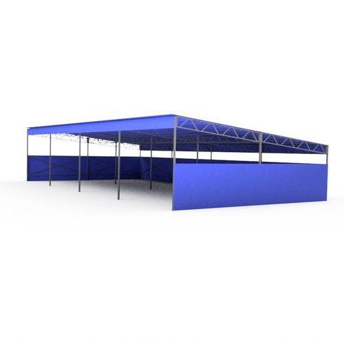 industrial canopy 3d model obj mtl dwg ige igs iges stp 1