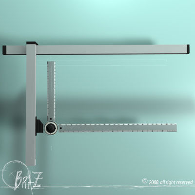 Drafting table tool