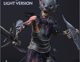 3D model Dead Guard Light Version