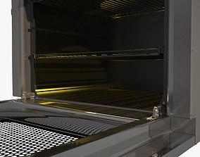 Kitchen oven 3D