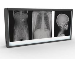 XRay Light Box 3D