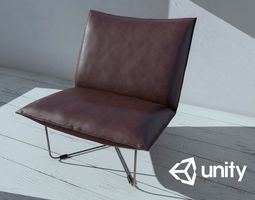 Enlight Armchair 02 3D asset