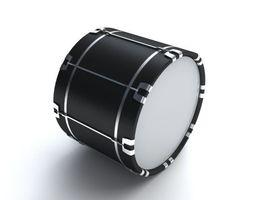 bass 3D Bass Drum