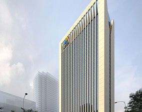 exterior Architecture 006 3D