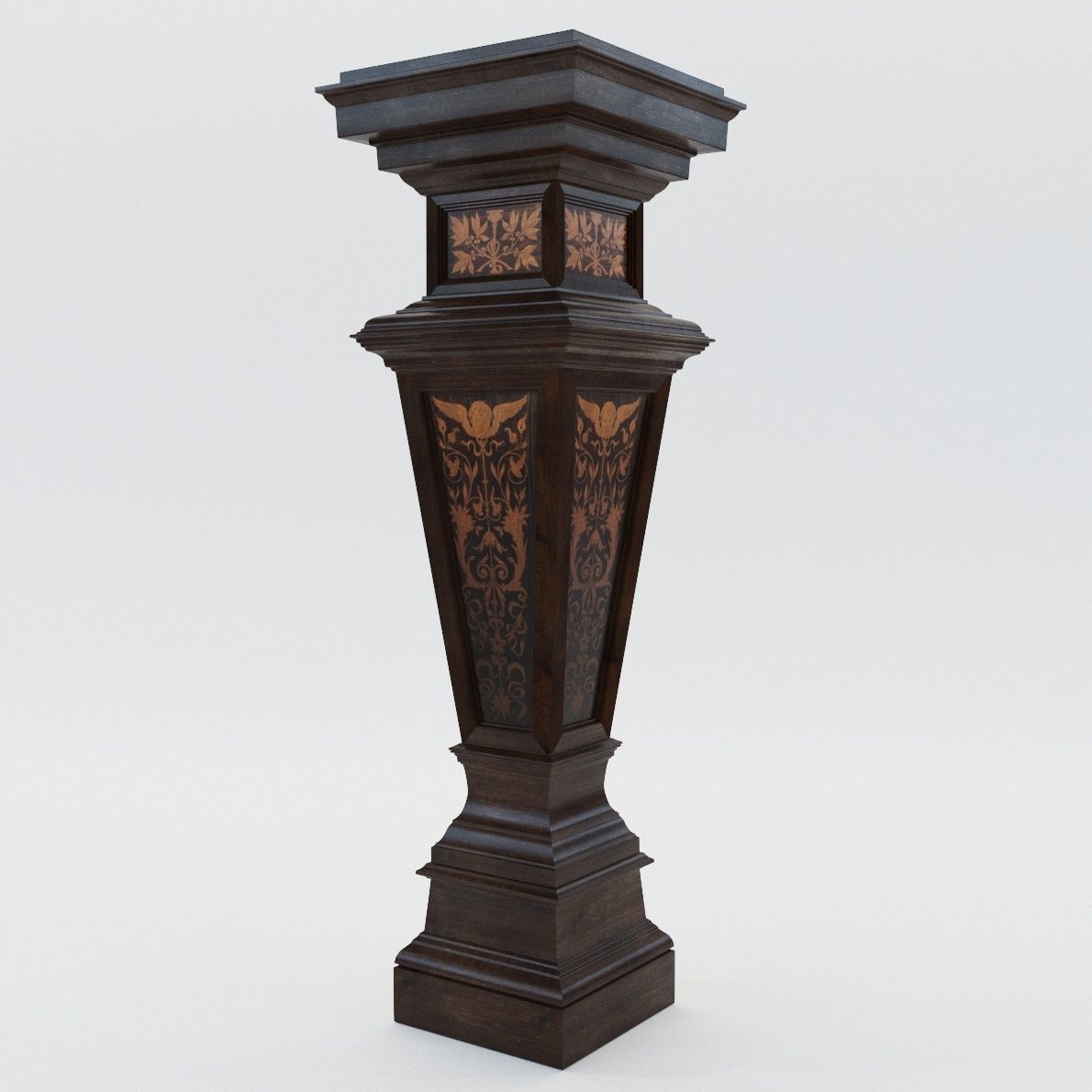Column - Germany - Karlsruhe 1880