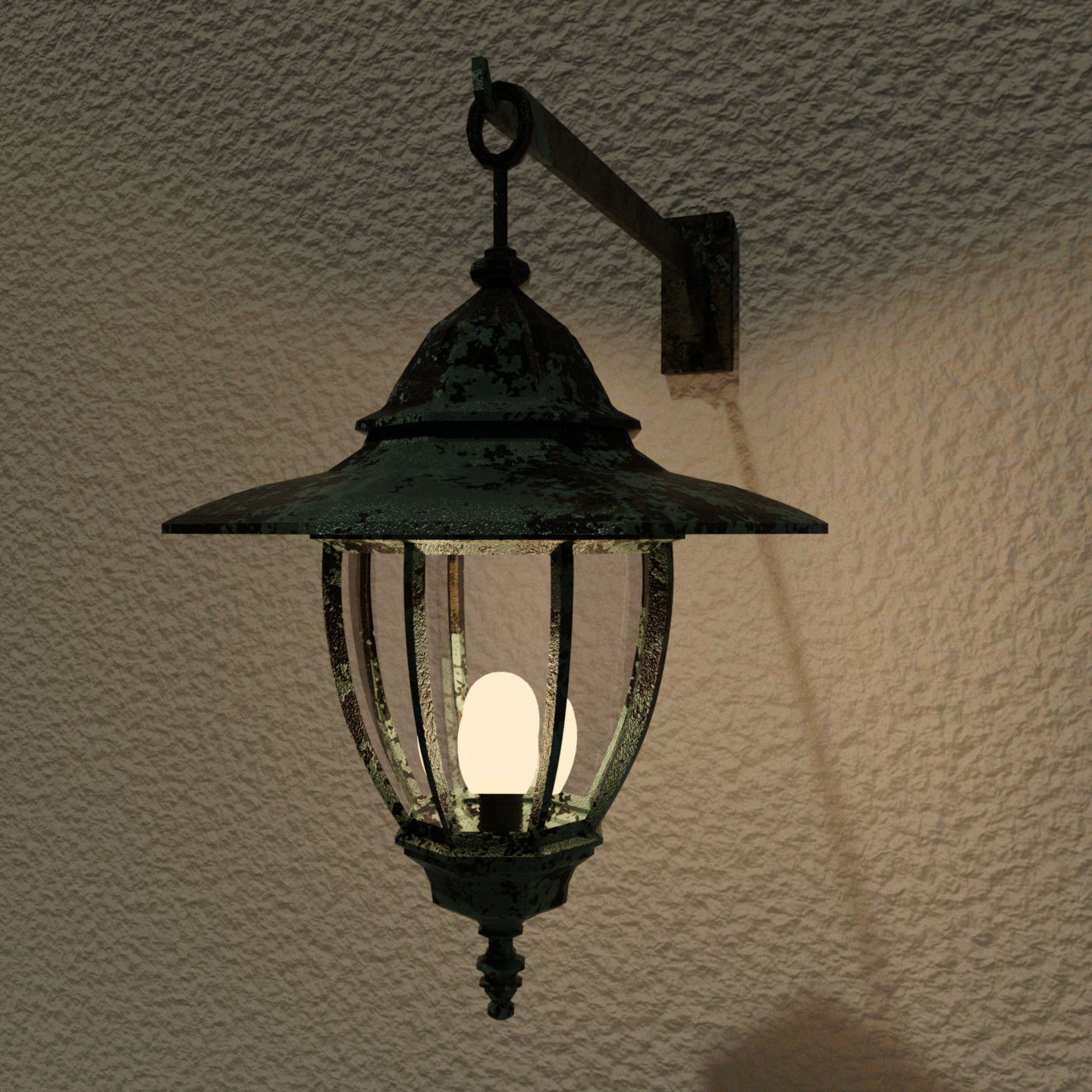 Outdoor Lamp Exterior Outside Light