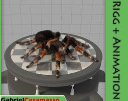 3D model Tarantula