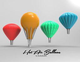 Printable Hot Air Balloons