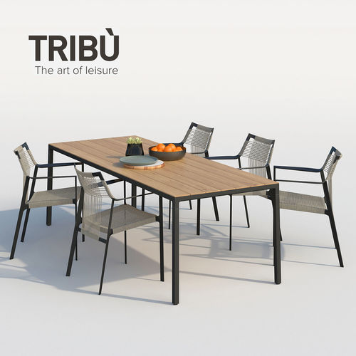 3D model set Tribu Nodi armchair | CGTrader