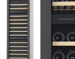 3D Wine cabinet Dunavox DX170
