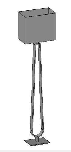 ikea floor lighting. IKEA KLABB Floor Lamp 3D Model Ikea Lighting