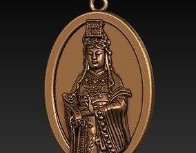 3D print model Chinese Goddess