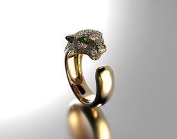 Gold Ring 2 3D printable model
