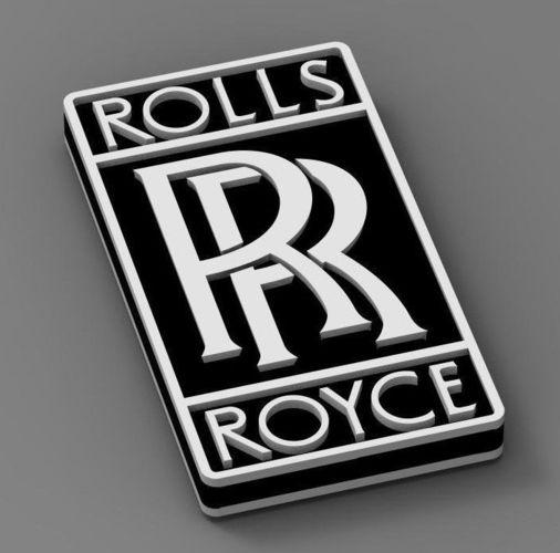 rolls roys 3d model max obj mtl 3ds fbx stl 1