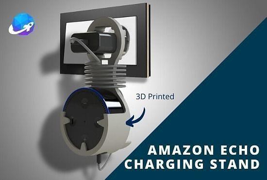 Amazon Echo Dot wall mount