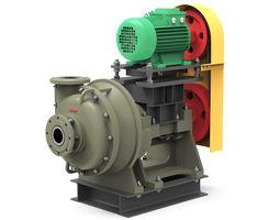 pumping 3D Pump centrifugal Gkl