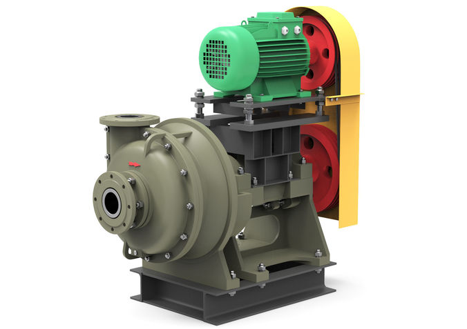 pump centrifugal gkl 3d model max obj mtl fbx c4d 1