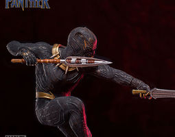 3D print model Killmonger s Spear BlackPanther film