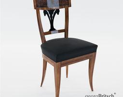 3D Biedermeier chair - South Germany - Munich 1815 - Georg
