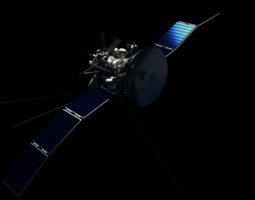 3D model Photorealistic Satellite