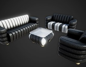 Sofa DLS collection 3D