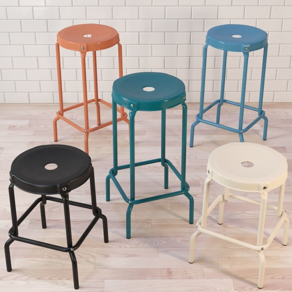 pretty nice 17be8 1b9a8 Raskog Stool | 3D model