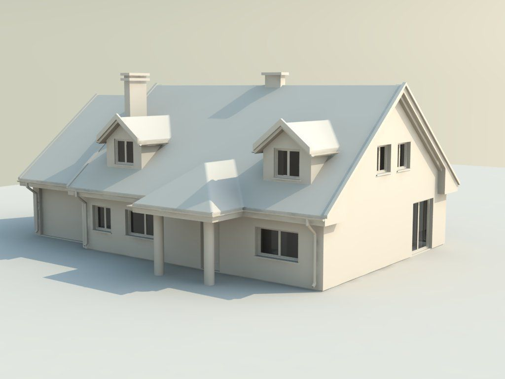 3d home architect models for Free 3d house models