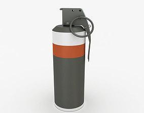 MK141 Stun Grenade 3D